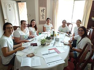 sachi Foundation volunteer meeting novem