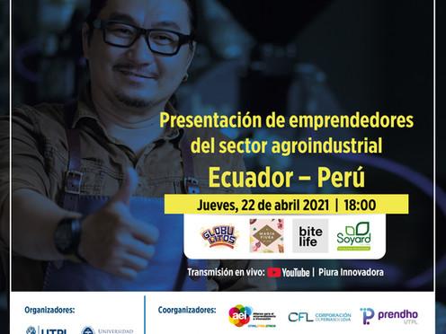 Alianza entre universidades de Perú y Ecuador impulsa el desarrollo de emprendimientos innovadores
