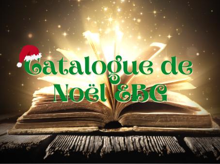 Catalogue de Noël EBG