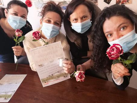 LMR Naturals by IFF se mobilise auprès de Soli-cités à l'occasion de la Journée de la femme !