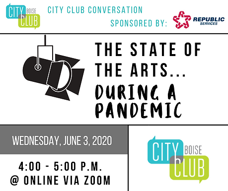 The State of the Arts… During A Pandemic