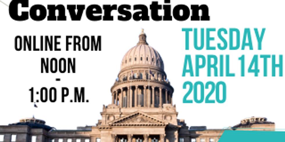 2020 Annual Post Legislative Session Conversation