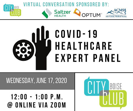 COVID-19 Healthcare Expert Discussion