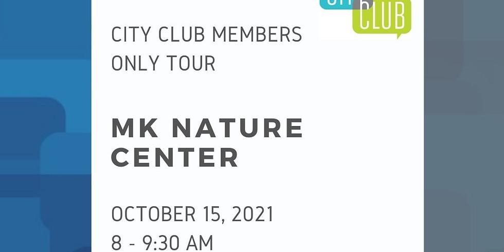 City Club of Boise Tour: MK Nature Center Tour