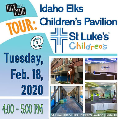 Tour: Idaho Elk's Children's Pavilion