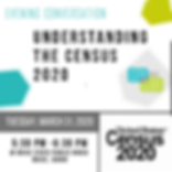 Evening Conversation: Understanding the Census 2020