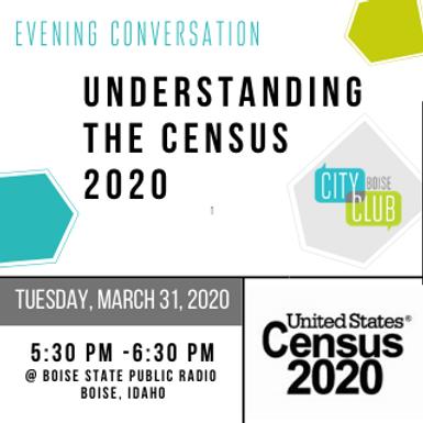 Evening Conversation: Understanding the Census 2020