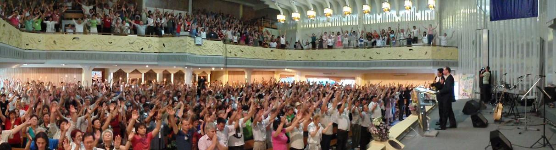 God's Tsunami Conference