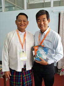 Peter's Books in Burmese Language
