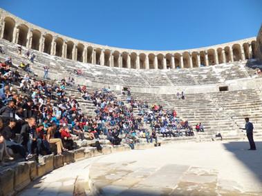 Amphitheatre at Pamphylia