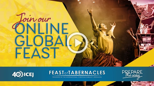 ICEJ Online Global Feast of Tabernacles