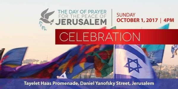 Day of Prayer for the Peace of Jerusalem