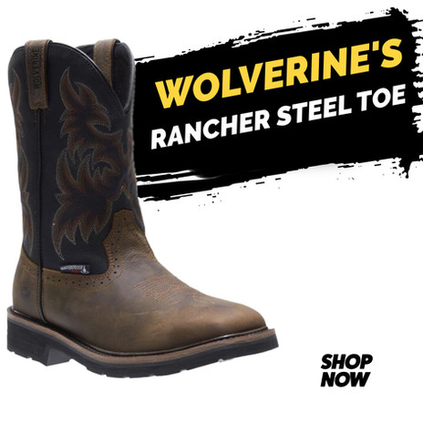 Wolverine Rancher ST WP