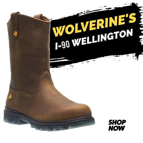 Wolverine I-90 Wellington CT WP