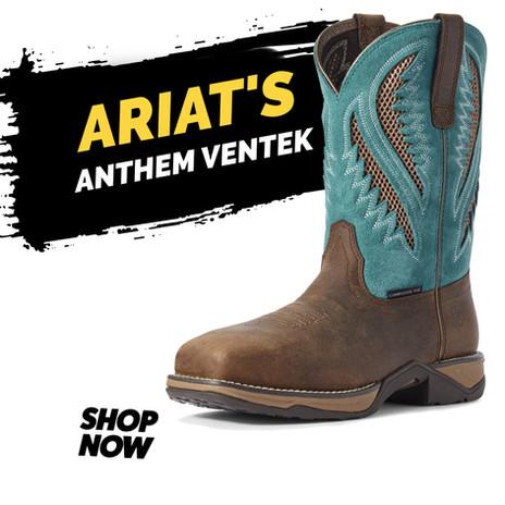 Ladies Ariat Anthem VentTEK CT