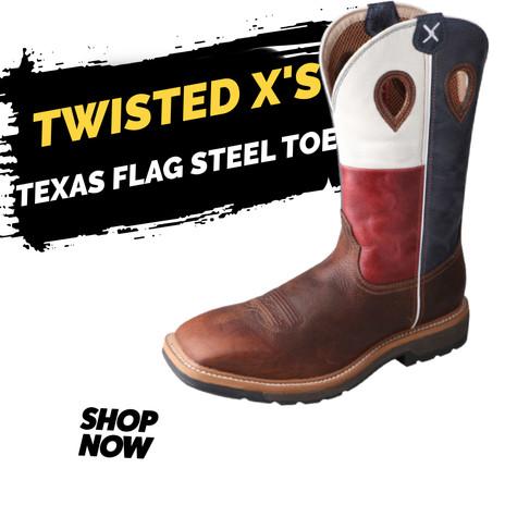 Twisted X Lite Cowboy ST
