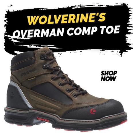 Wolverine Overman CT WP