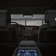 Lexus LS 500 Shot 06