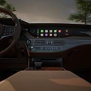 Lexus LS 500 Shot 07