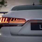 Lexus LS 500 Shot 04