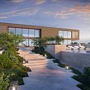 Long Island House View 01