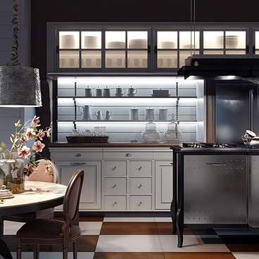Marchi Cucine Kitchen Night