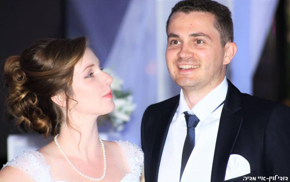 צילום וידאו חתונה בחיפה איי מדיה דודי לוין