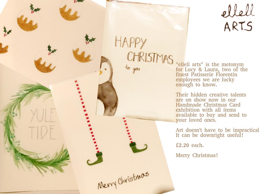 ellell handmade cards