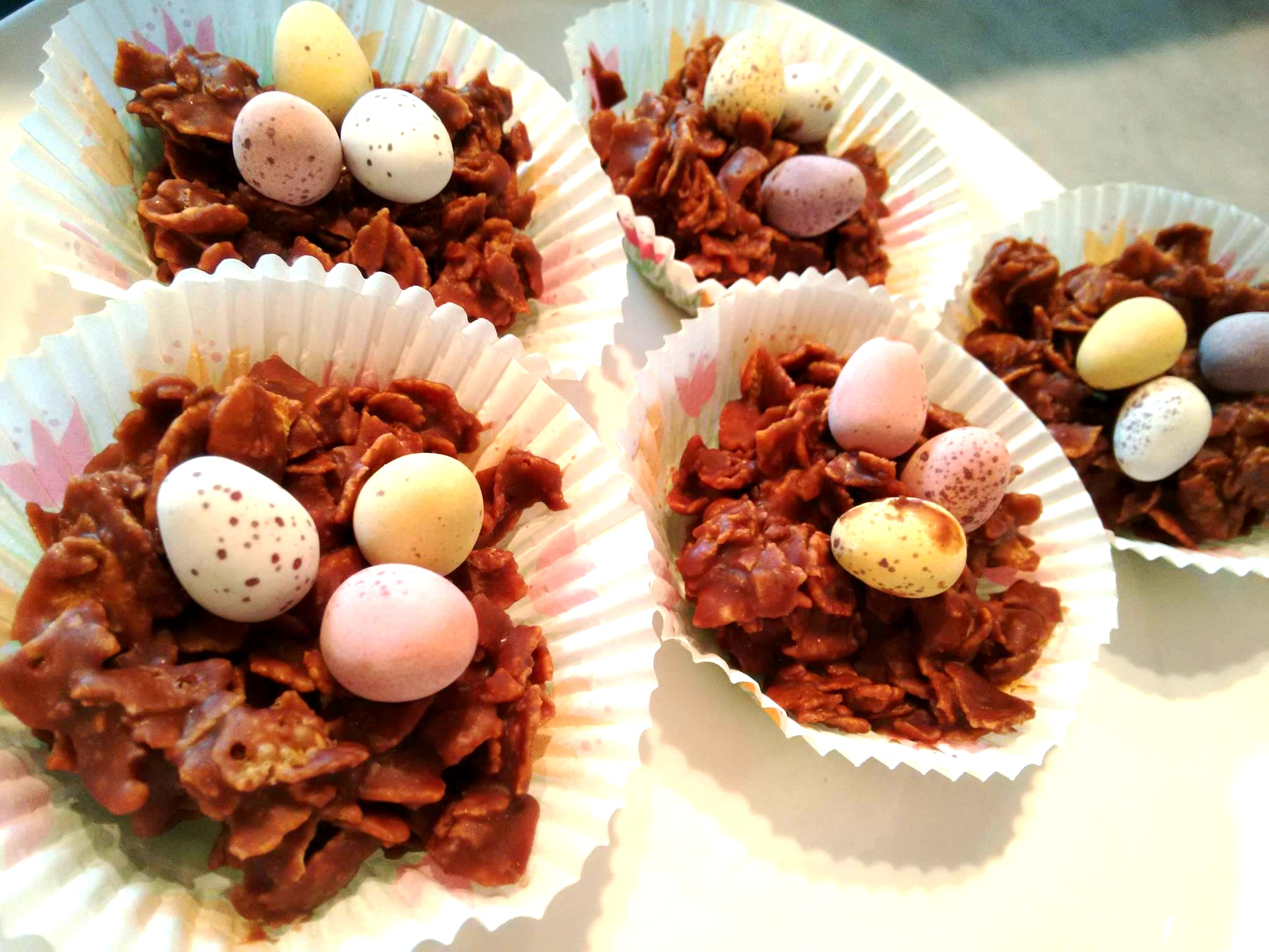 Easter nests