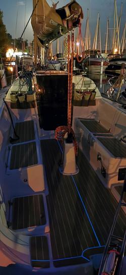 Segelboot vermietung Kleinkreuzer Storm 26