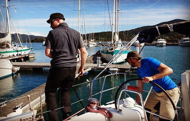 Skippertraining Elba/Korsika