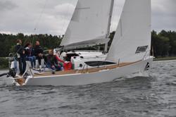 Kleinkreuzer Charter Storm 26
