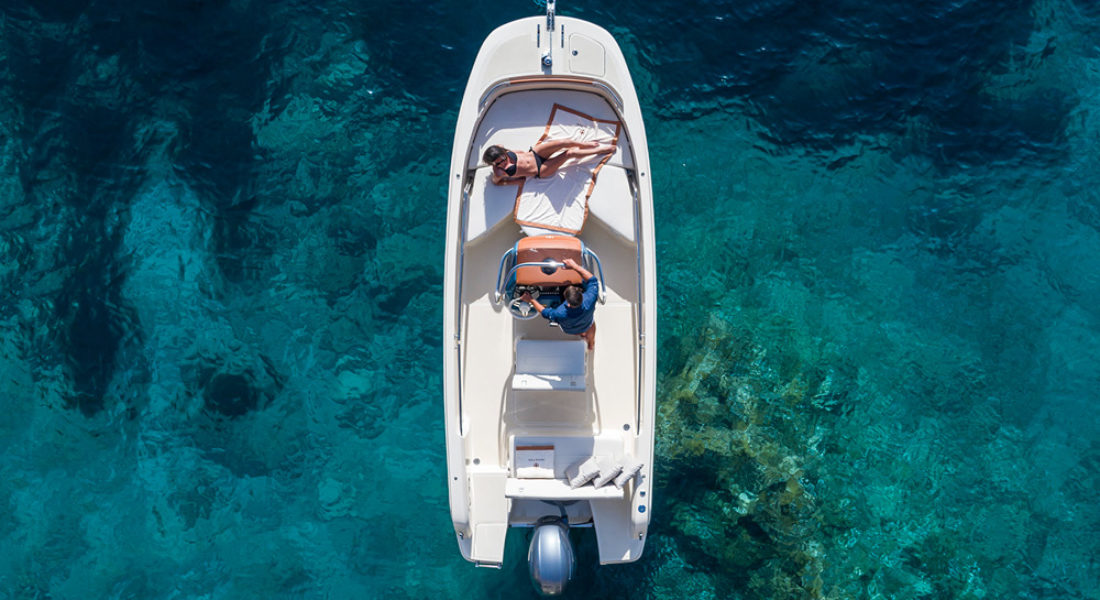 Motorboot Invictus 200 fx