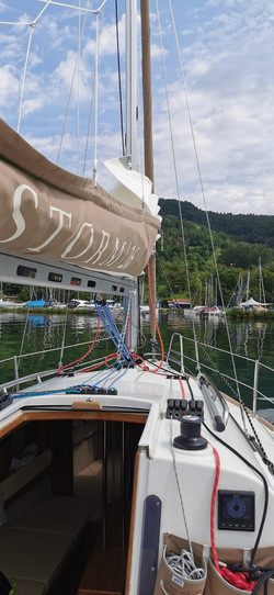 Segelboot Charter Performance Cruiser Storm 26