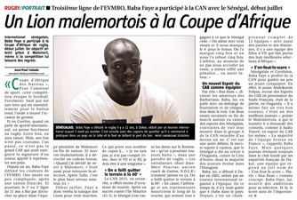 La Montagne - Interview