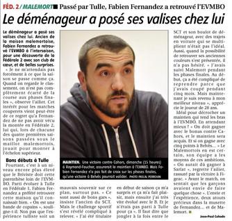 La Montagne - Interview