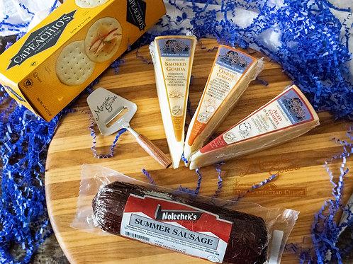 Beginners Cheese Gift Box