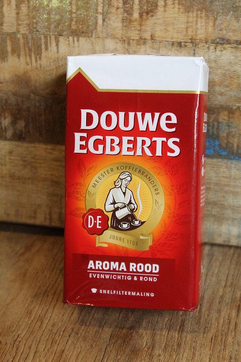 Douwe Egberts ROOD - Dutch Coffee (Red)