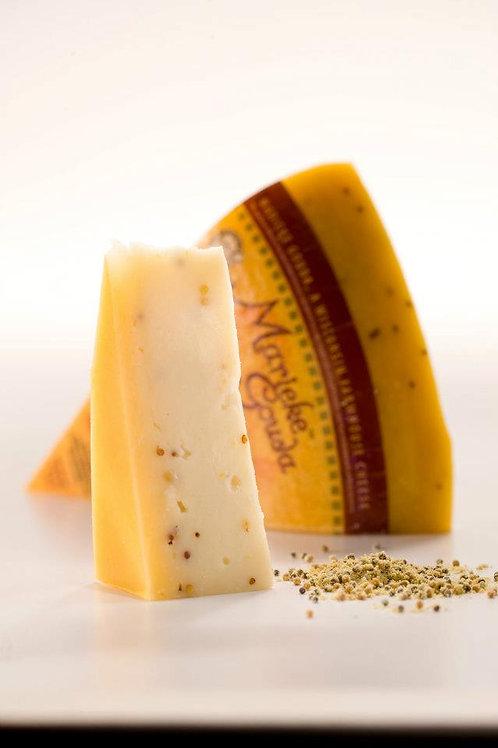 Marieke® Gouda Mustard Mélange - (18-24 months) 1 lb.