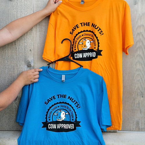 """""""Save the Nuts"""" T-shirt"""