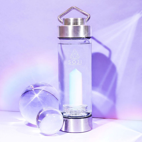 Crystal Elixir Water Bottles