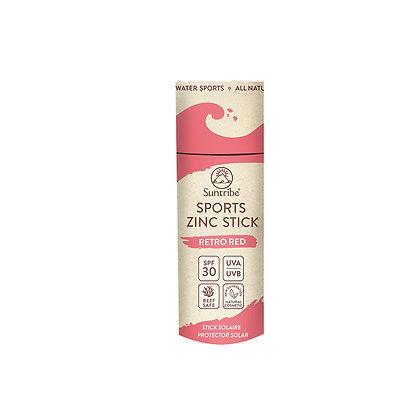 Stick Sport Zinc SPF 30 - Retro red