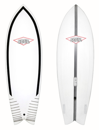 Speed Fish Epoxy 589€