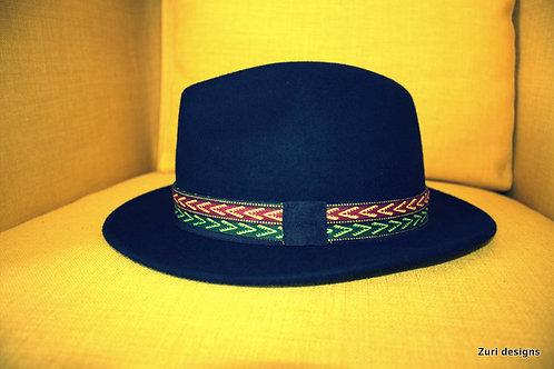 Zuri Fedora Hat