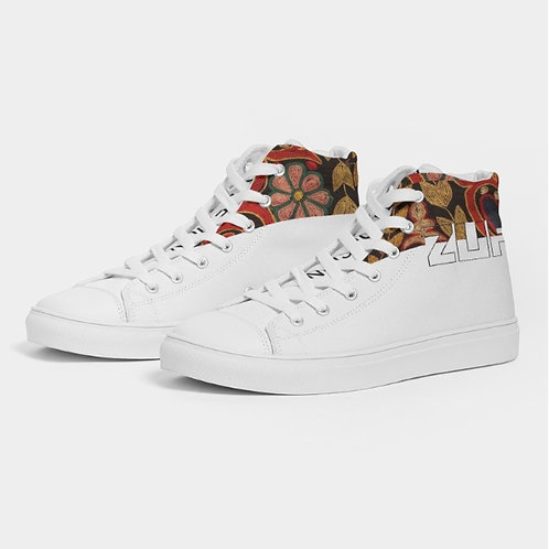 ZURI UNISEX HIGHTOP CANVAS SHOE