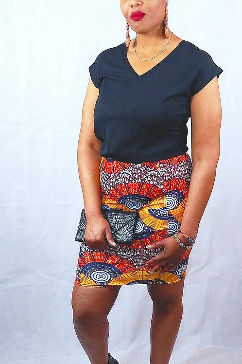 Zuri Classic Mini-Skirt