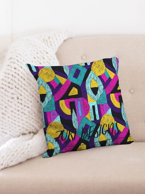 ZURI DESIGNS THROW PILLOWS