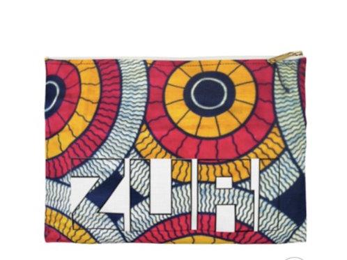 Zuri mini-accessories pouch