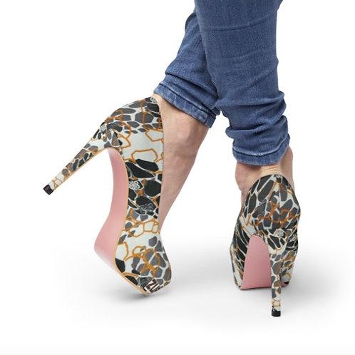 Zuri Women's Platform Heels