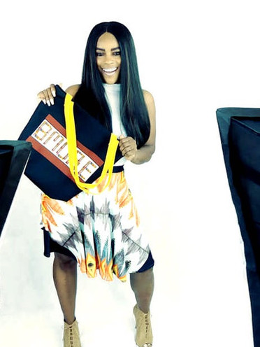 Tote bag & Flow Skirt